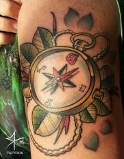 Heart Compass