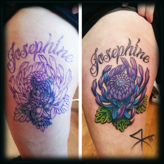 Jess Hurt Cover Up
