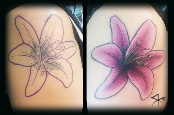 Lily Cover Up 2014