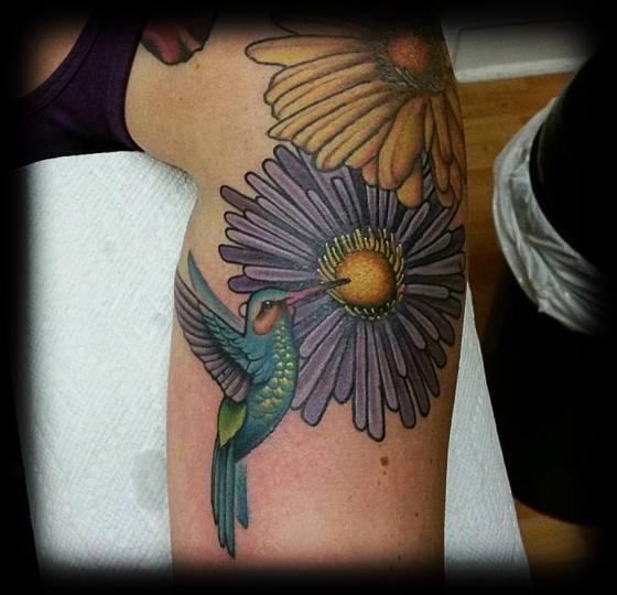 Jess Hummingbird